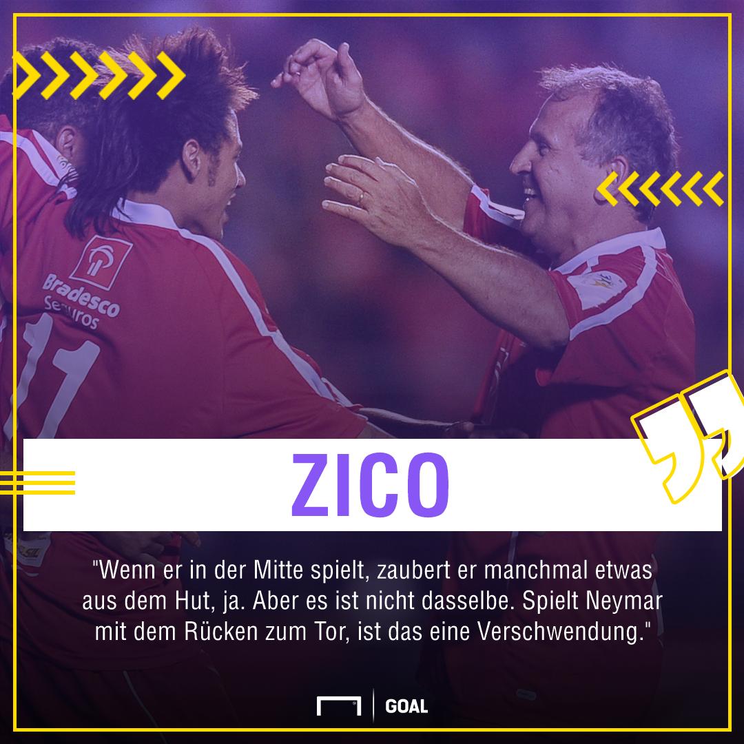 GFX Quote Zico Neymar German