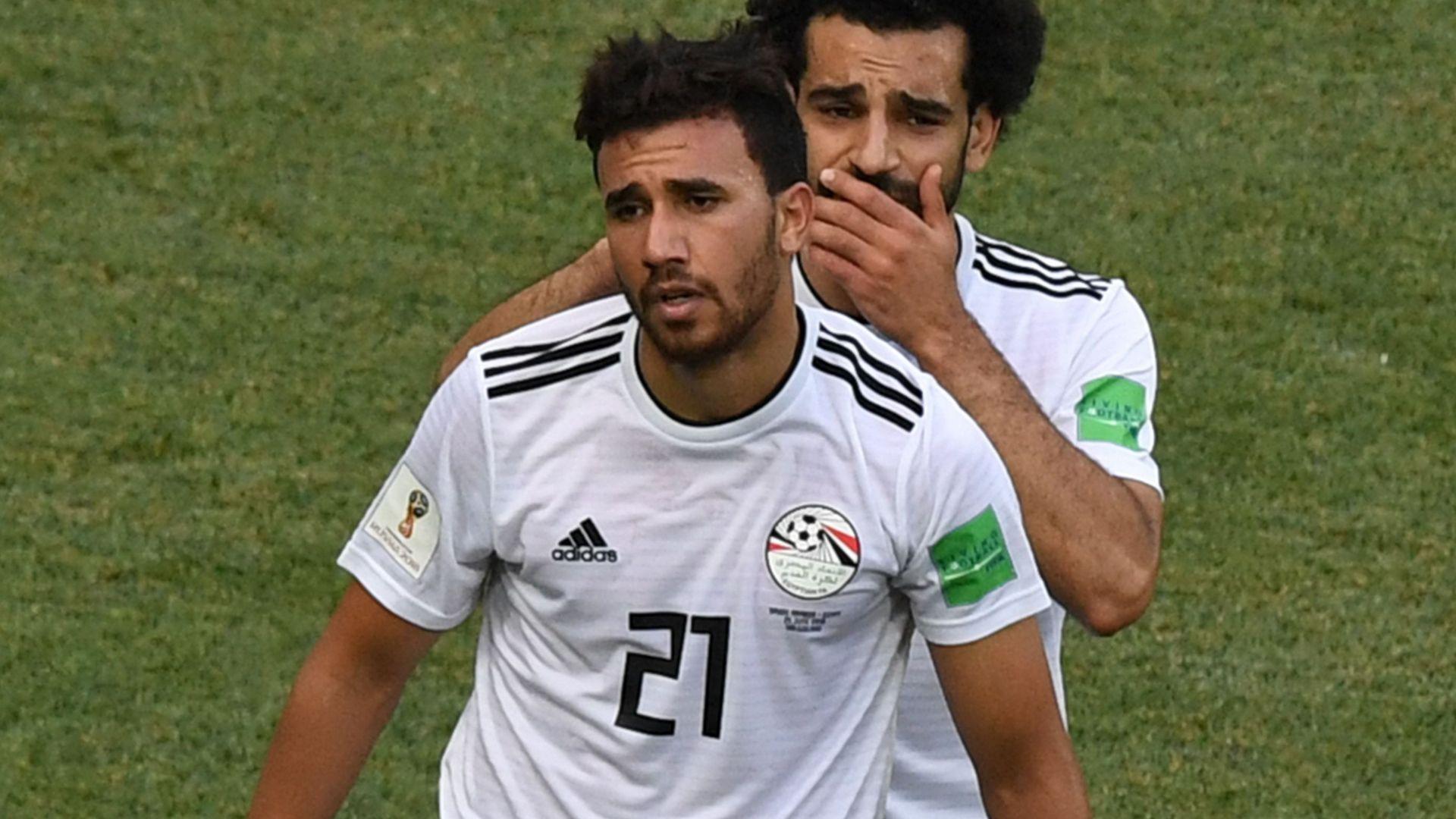 Trezeguet, Salah & all of Egypt's Premier League scorers