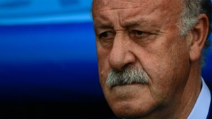 Vicente del Bosque Spain Czech Republic Euro 2016