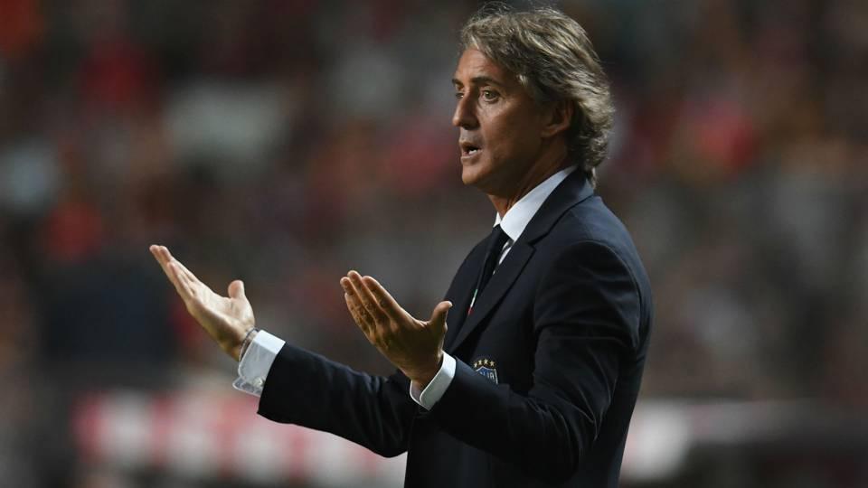 Mancini Italy Nations League