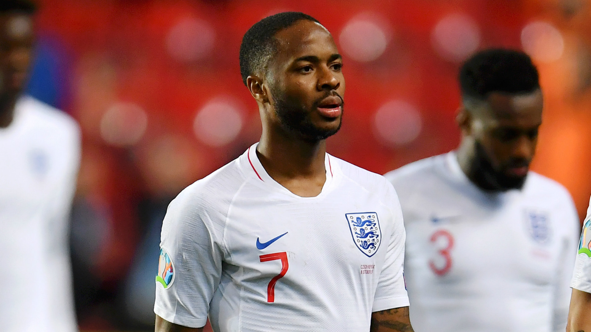 'Sterling should've been sent home' – Man City forward staying in squad after Gomez spat surprises former England defender