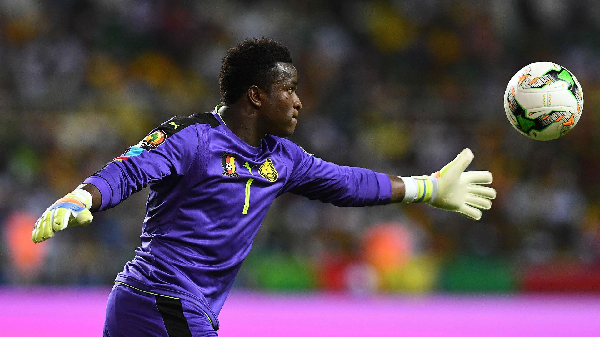 Fabrice Ondoa: Cameroon star renovates his former academy