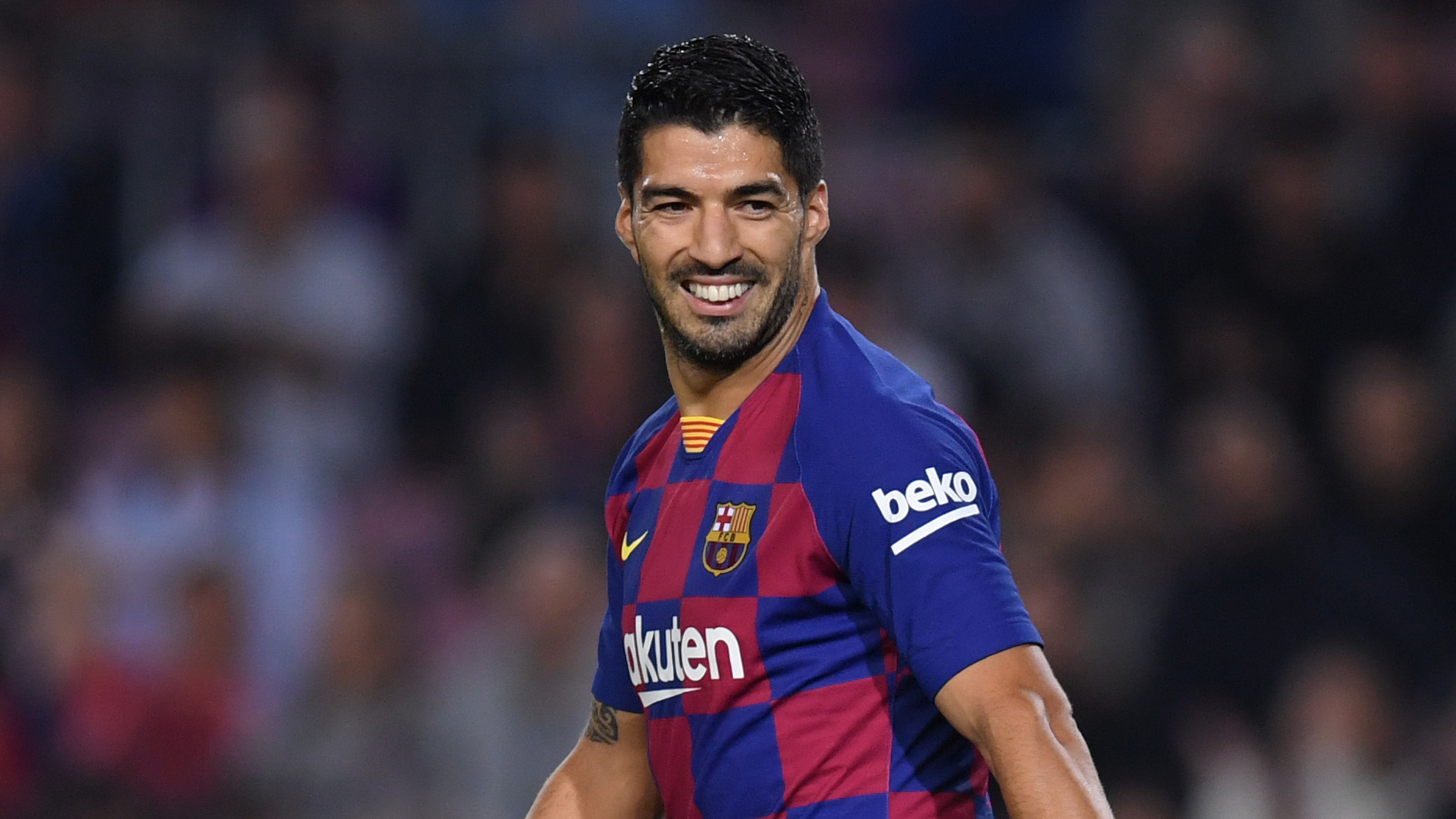 Suarez: Barcelona may sign another number nine