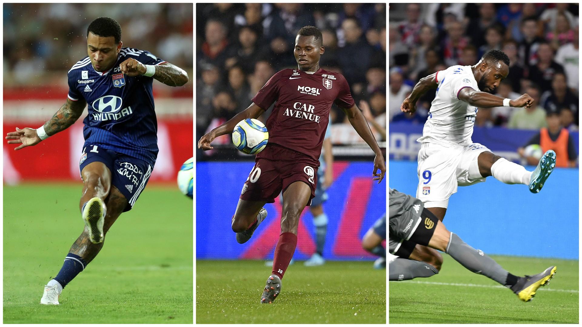 Ligue 1 - Le classement des meilleurs buteurs 2019-2020
