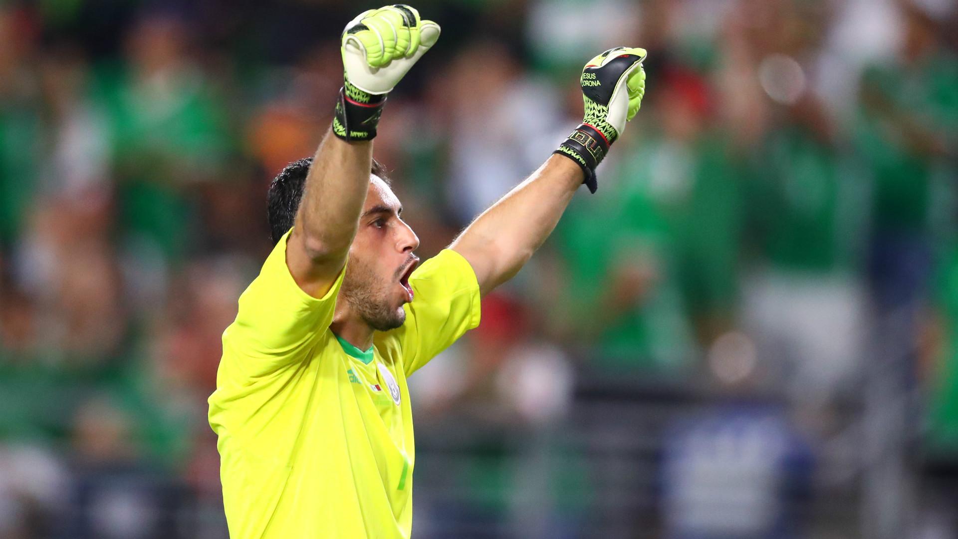 Jesus Corona Mexico Gold Cup