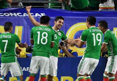 Narrow win sends Mexico to semifinal