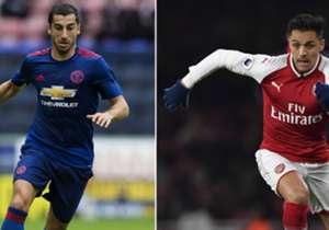 Manchester United und Arsenal haben Sanchez gegen Mkhitaryan getauscht. Goal präsentiert Euch die 10 größten Tauschgeschäfte der jüngeren Geschichte.