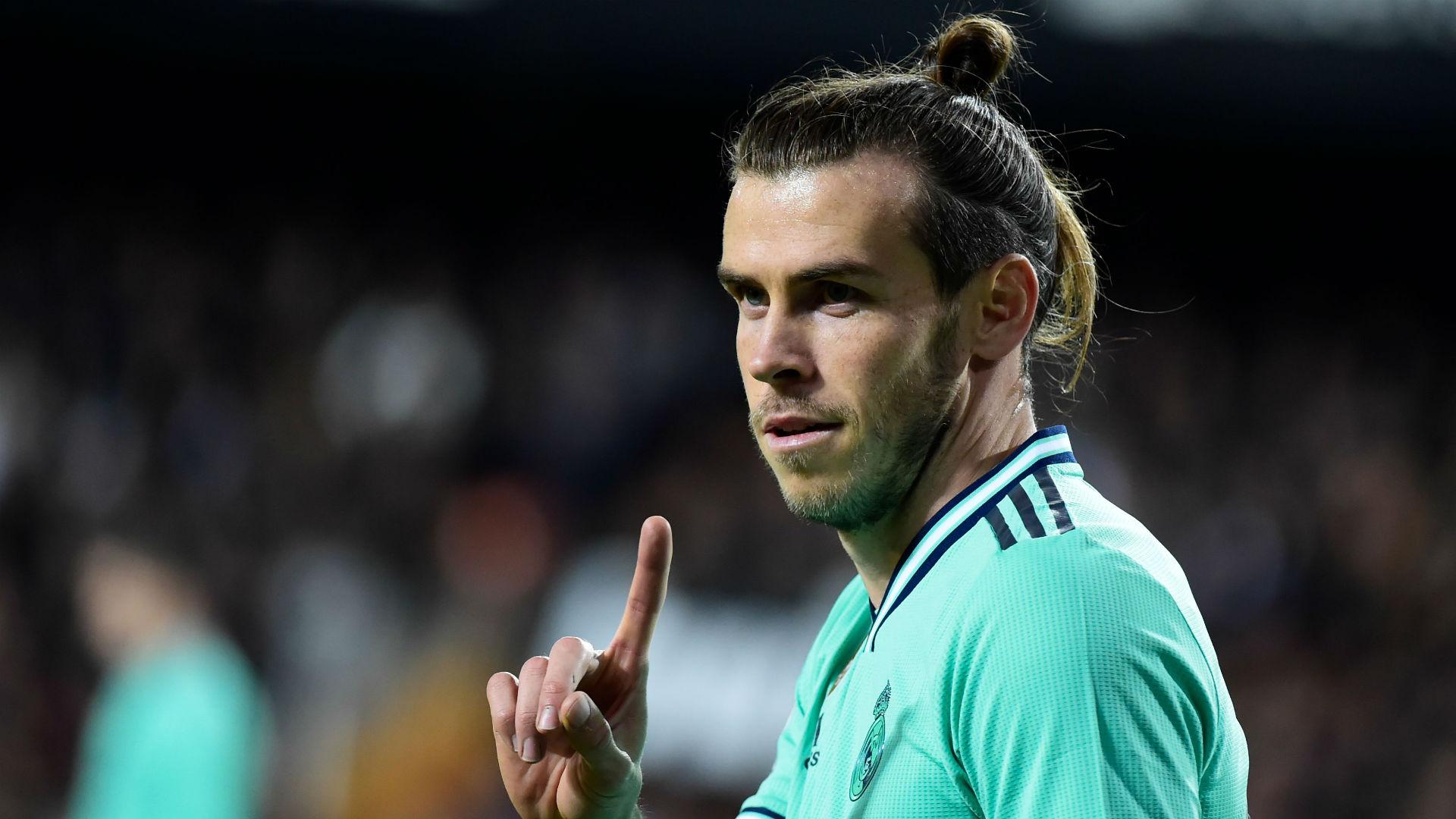 Le groupe du Real Madrid pour le Clasico avec Bale et Vinicius