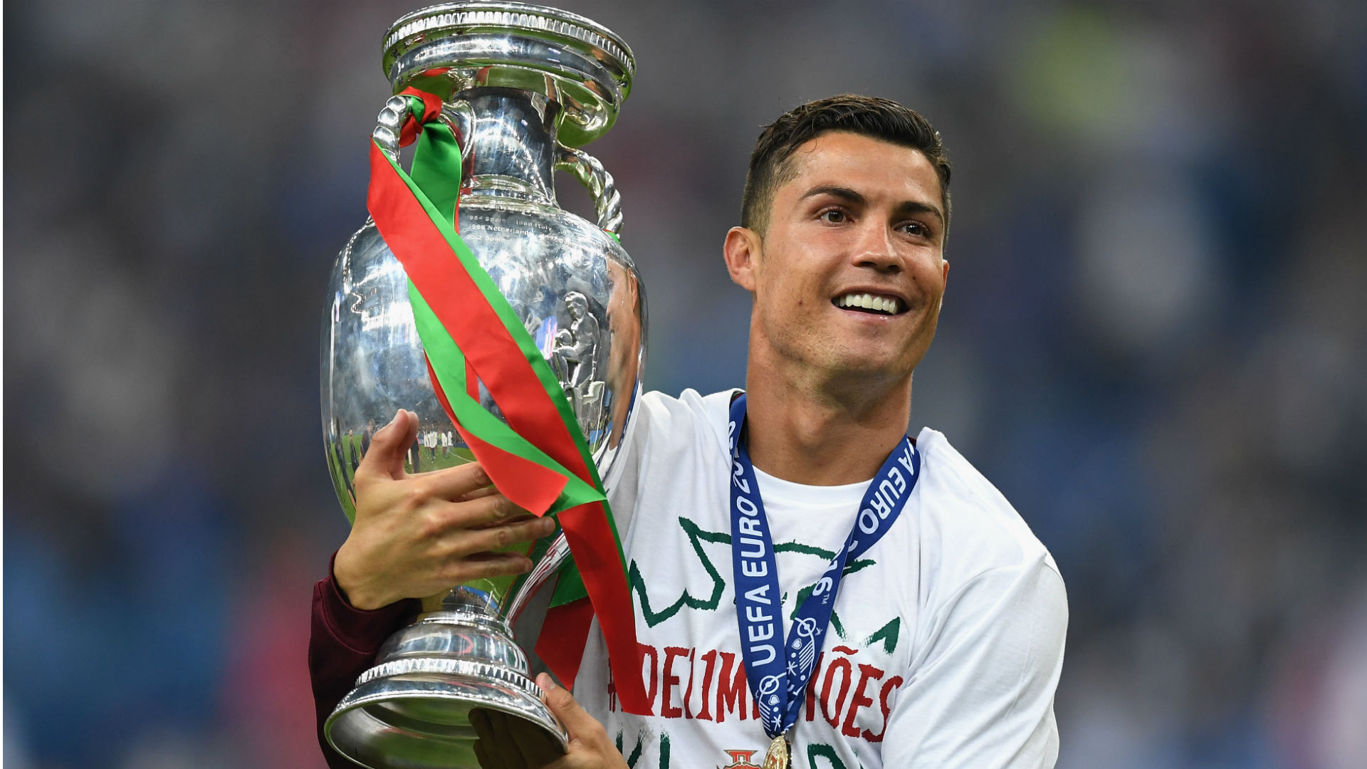 Cristiano Ronaldo Insists He Never Doubted Portugal