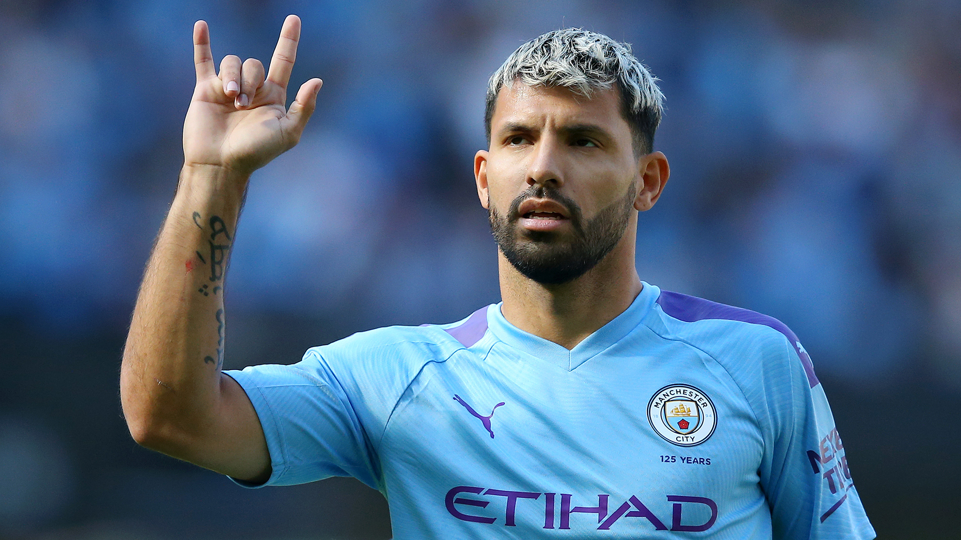 Un nouveau record pour Aguero avec Manchester City