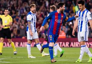 Betis - Barcelona: Apostamos por partido de goles y por doblete de Messi