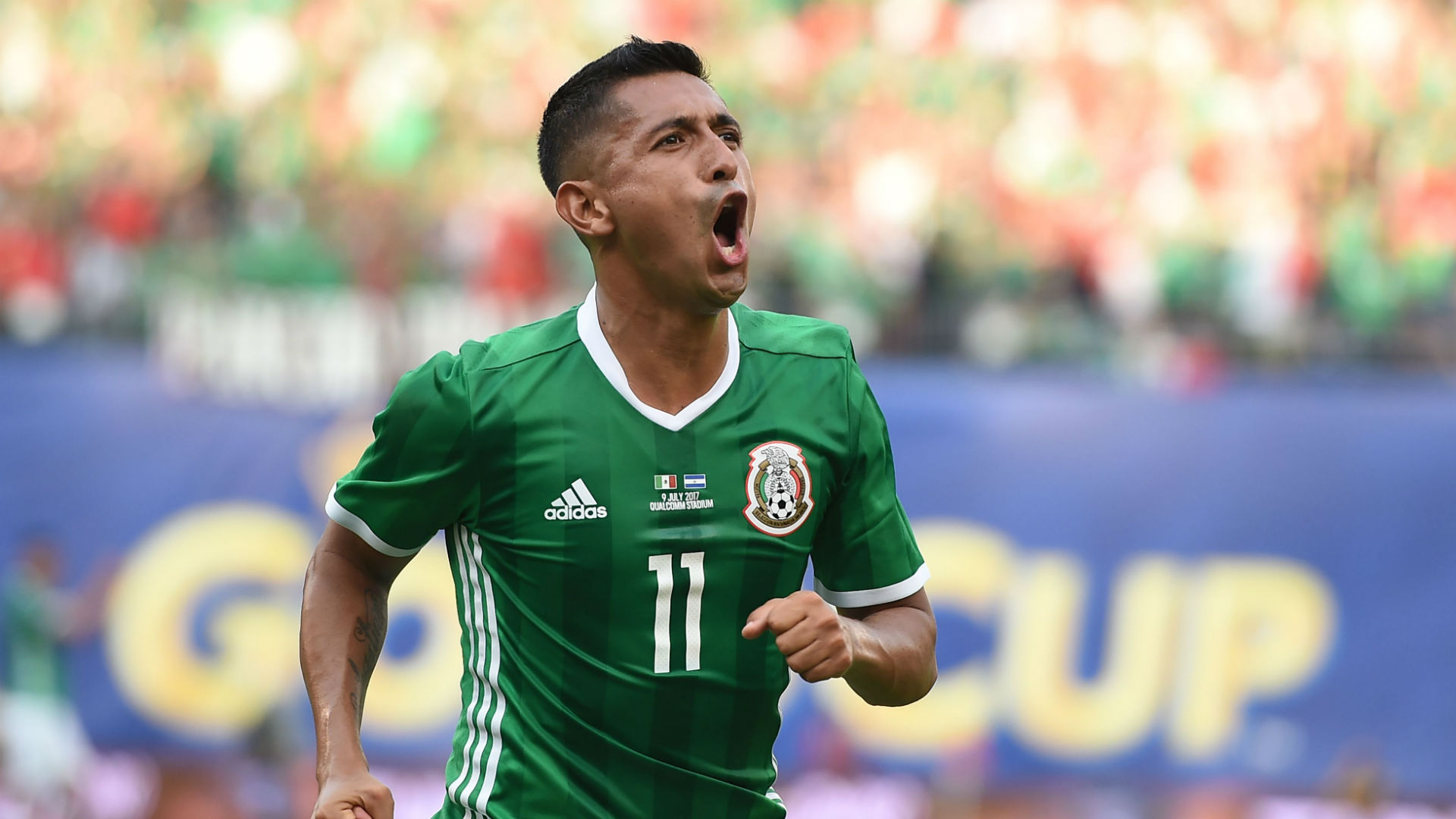 Mexico, Jamaica play to scoreless draw — Gold Cup