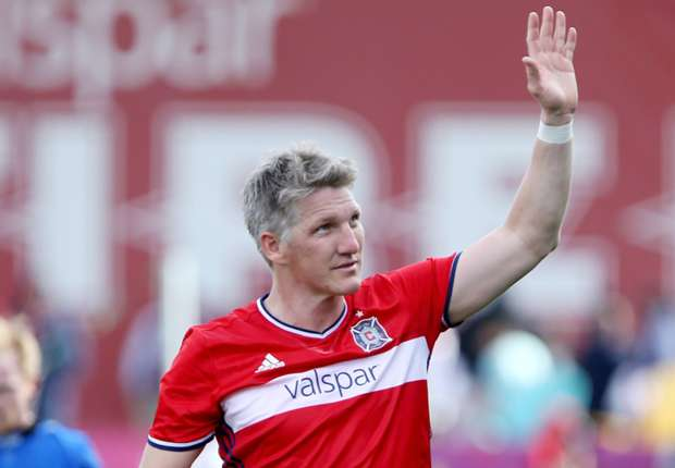Schweinsteiger, Kane among footballers wishing the USA a happy Independence Day
