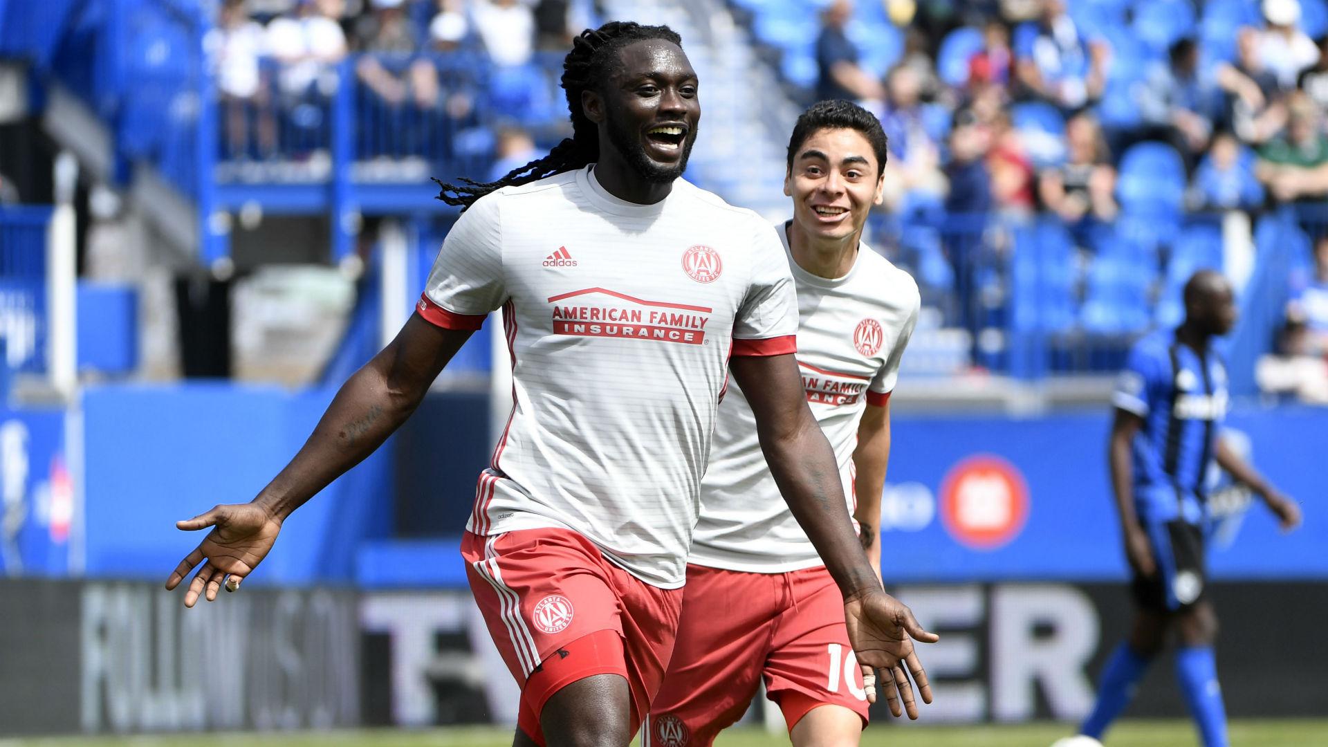 Kenwyne Jones Atlanta United MLS 041517