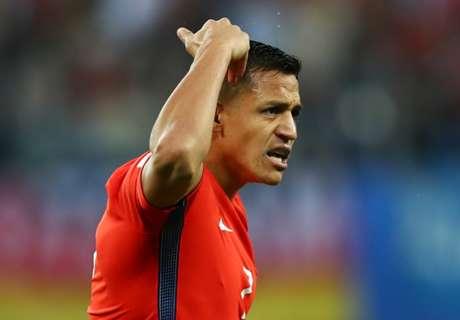 Cile Kalah Lagi, Sanchez Frustrasi