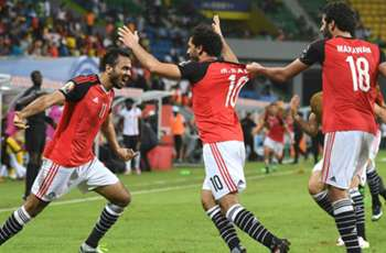 Salah, injured Elneny top Egypt 29-man preliminary squad for 2018 World Cup