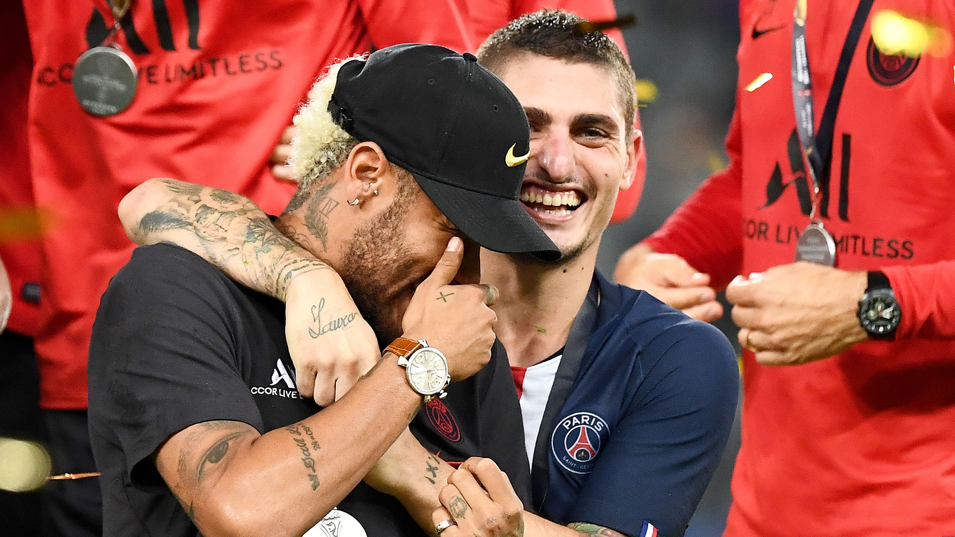 Neymar is the best signing PSG made this summer - Verratti