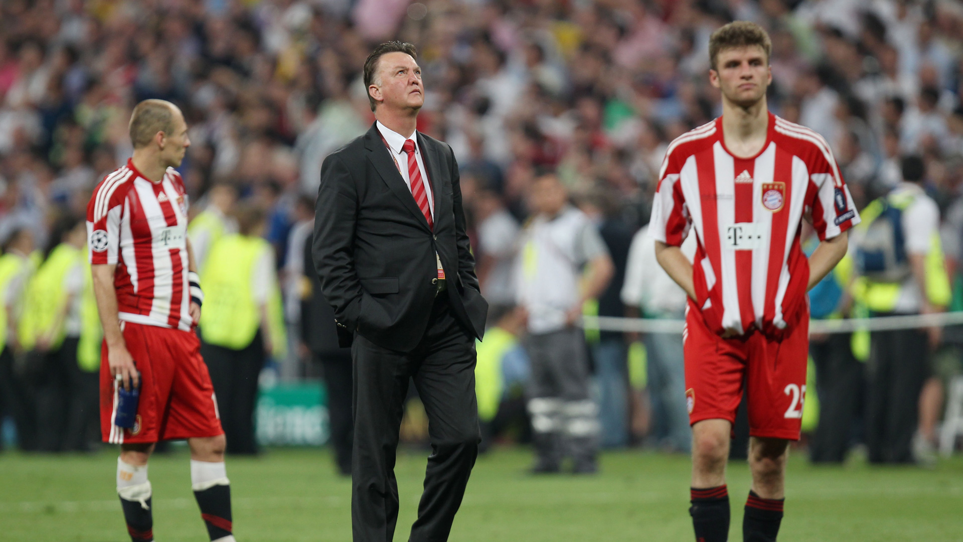 Van Gaal Bayern
