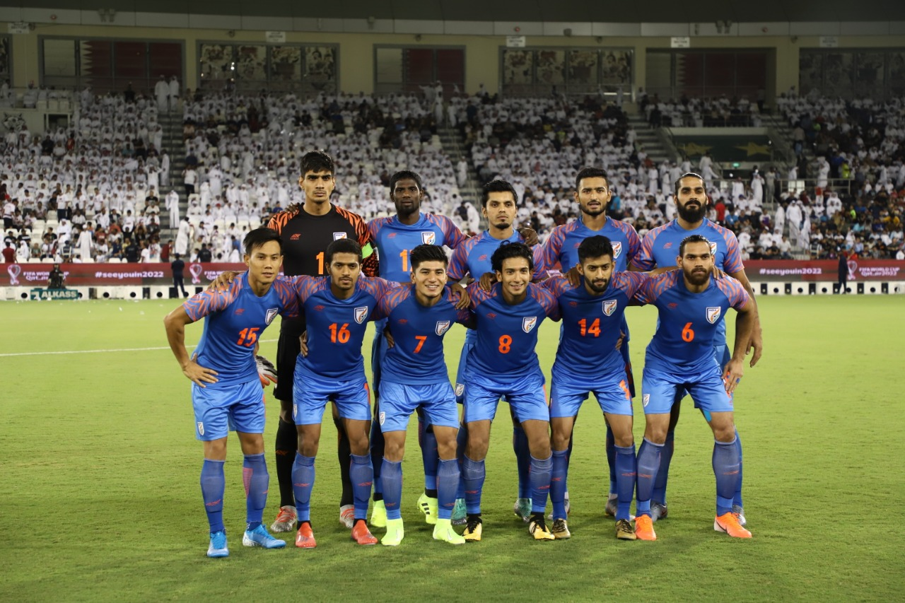 FIFA Rankings: India drop a spot to 104th in the world