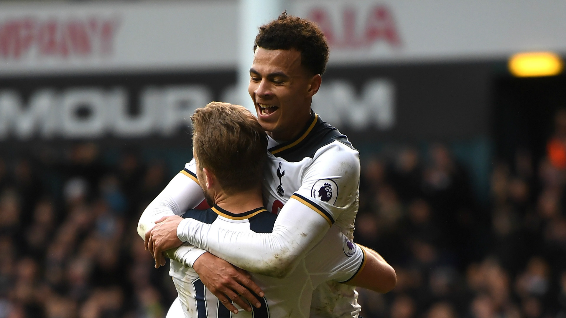 HD Dele Alli Harry Kane