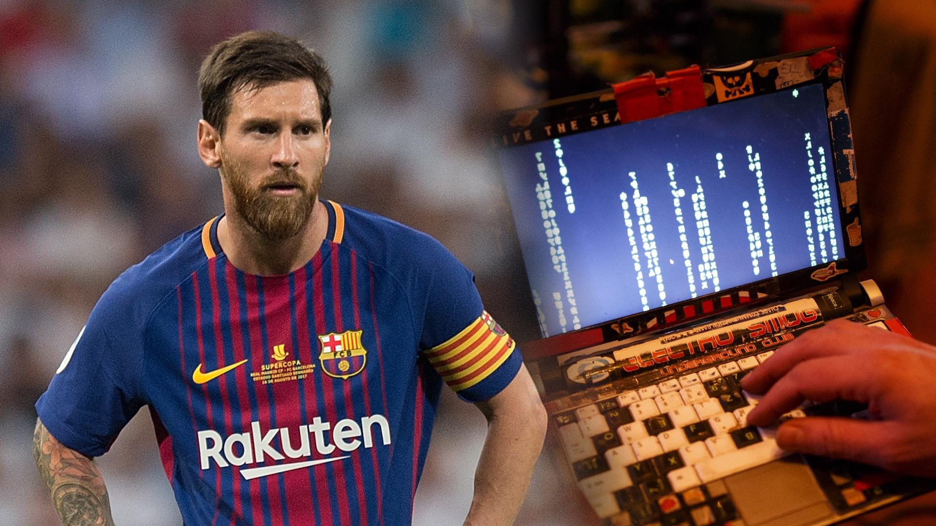 Messi no Real Madrid? Só pode ser engano