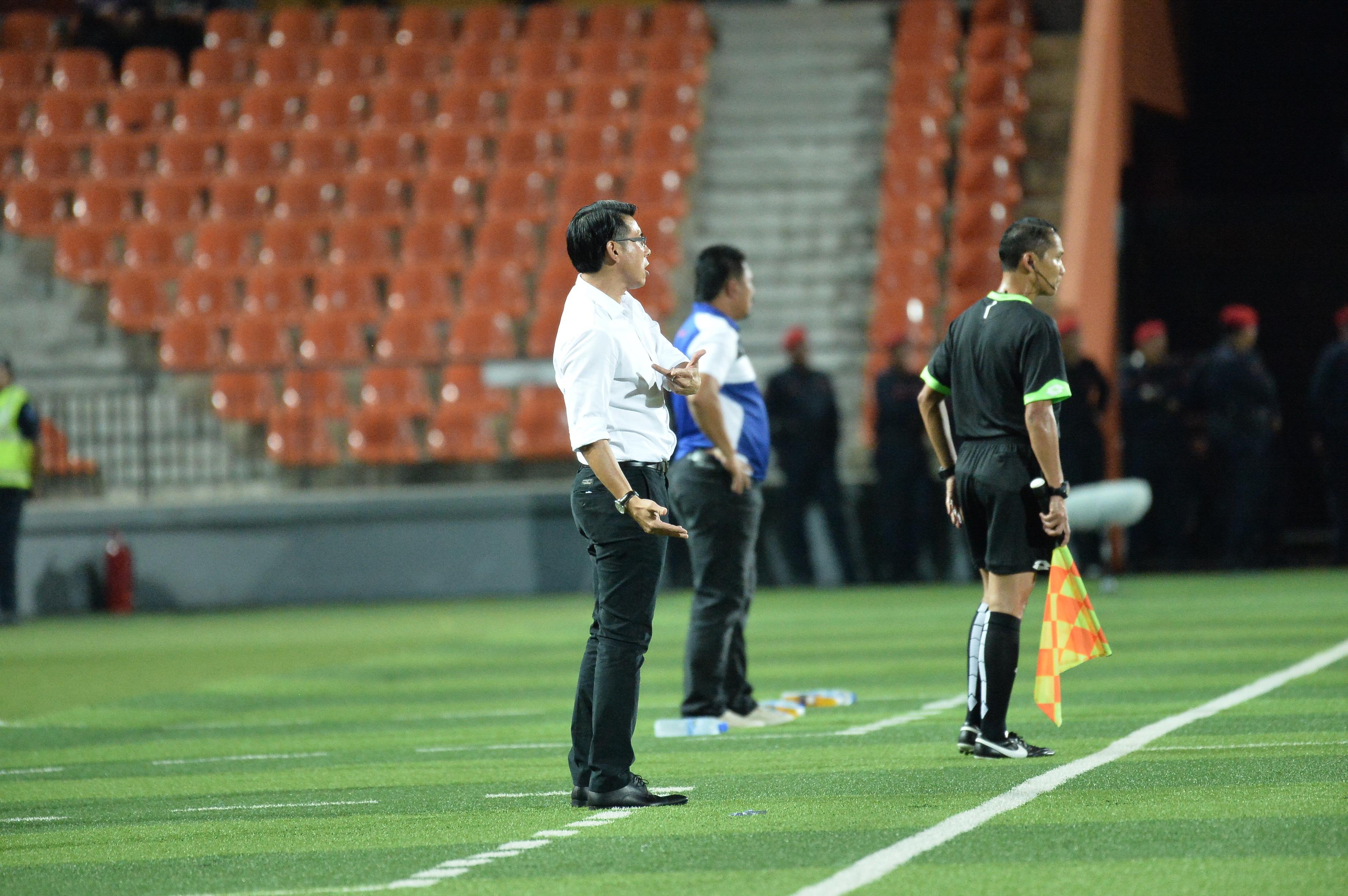 Tan Cheng Hoe Felda United Kedah Super League 4/2/17