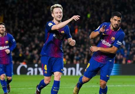 Rakitićeva posebna proslava: Najboljih 45 minuta Valverdeove ere