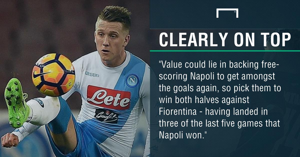 GFX Napoli Fiorentina betting