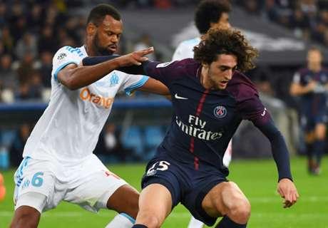 Cavani redt PSG-punt in 'Le Classique'
