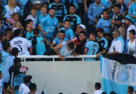 Drama in Argentinien: Fan stirbt