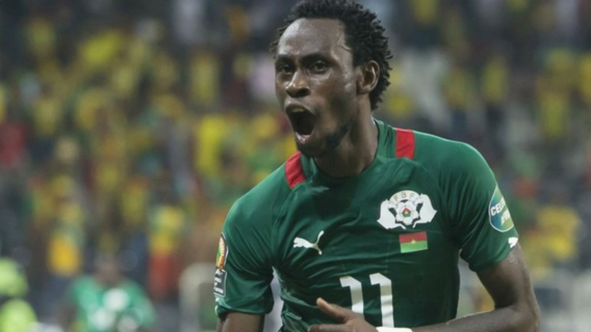 Burkina Faso forward Pitroipa retires from international duty