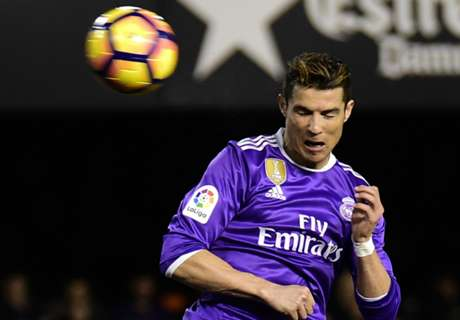 Madrid set record goalscoring run