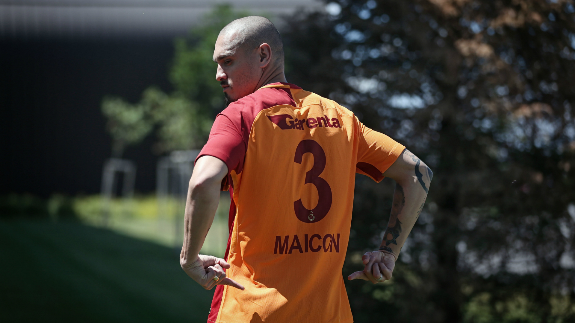 Maicon Pereira Roque Galatasaray 07012017