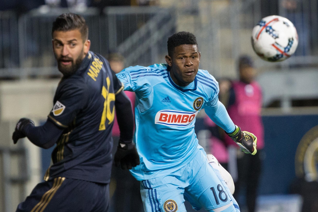 Philadelphia Union Andre Blake MLS 03112017