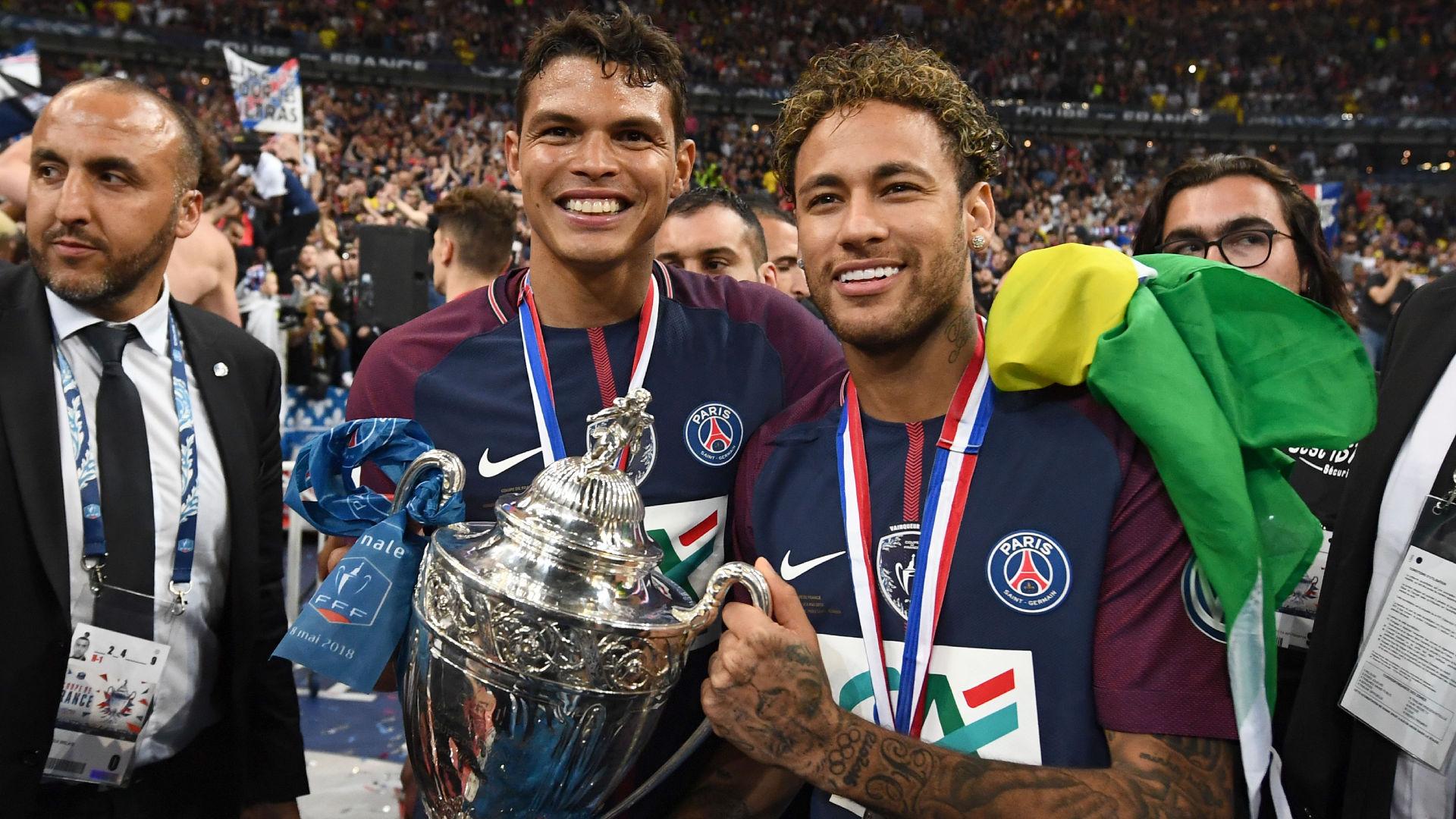 Mercato - PSG, feuilleton Neymar : Le message de Thiago Silva adressé aux supporters