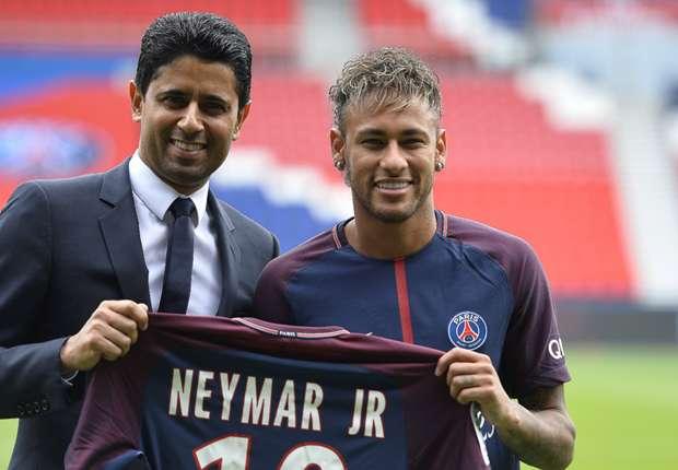 Khelaifi : Neymar Tidak Akan Kemana - Mana