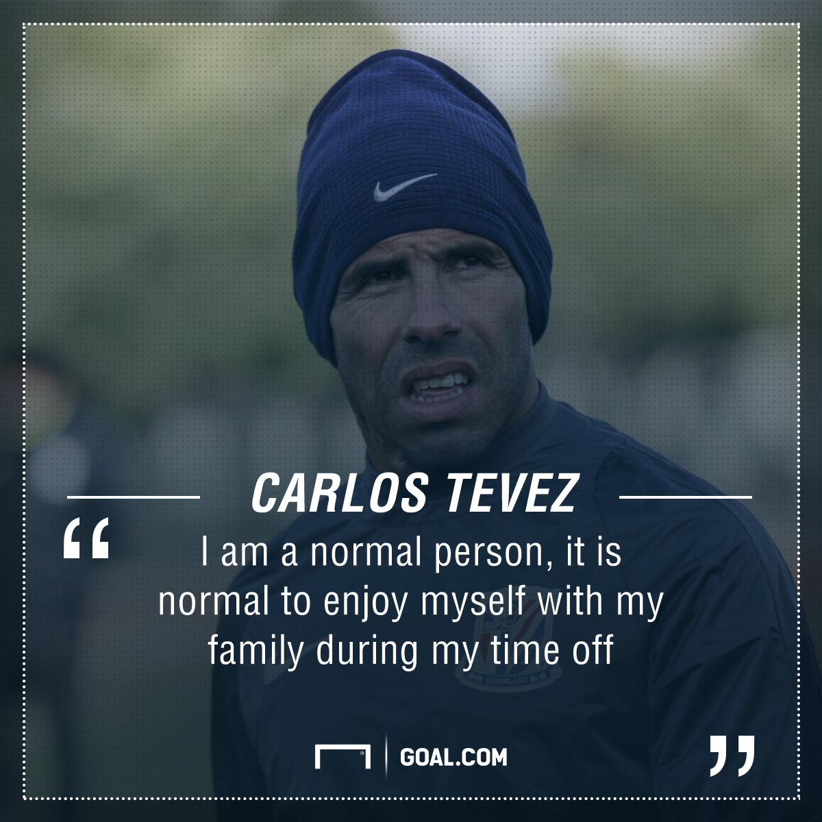 Tevez quote