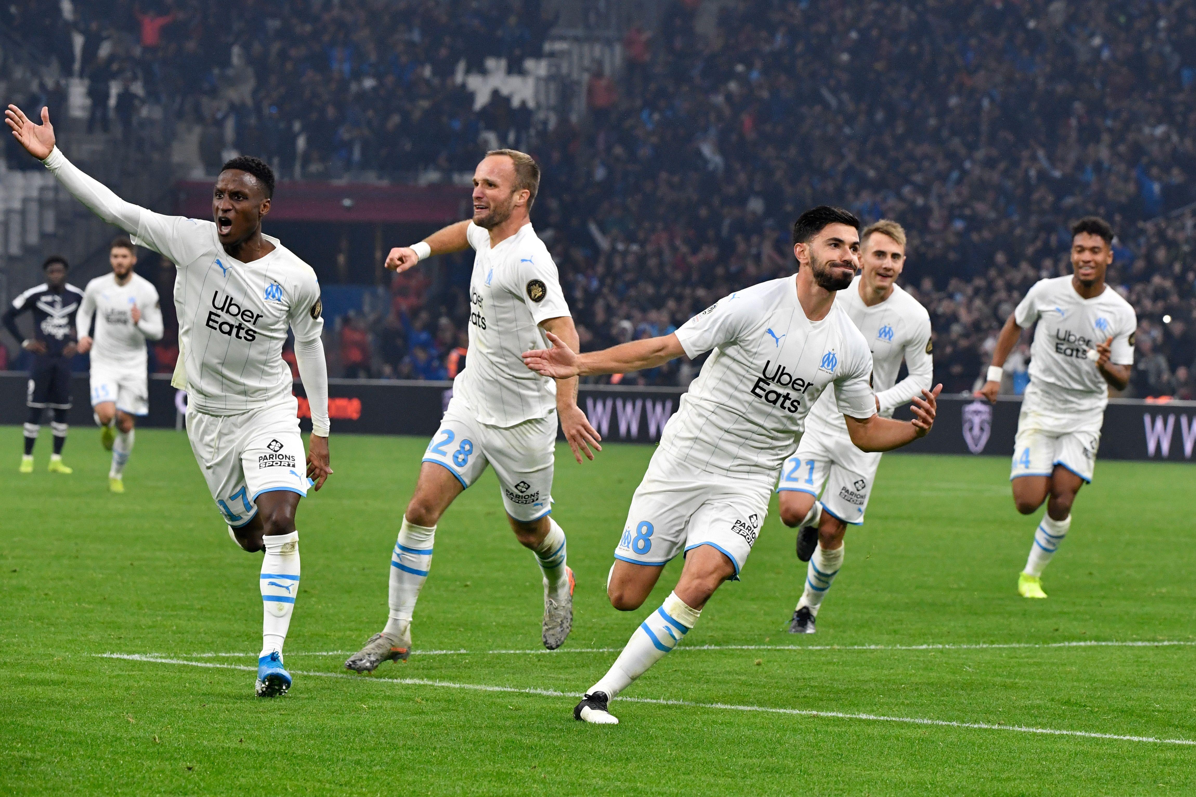 Sondage - Après Bordeaux, l'OM peut-il concurrencer le PSG pour le titre en Ligue 1 ?