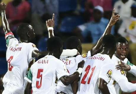 Afcon Stat Pack: Senegal v Algeria