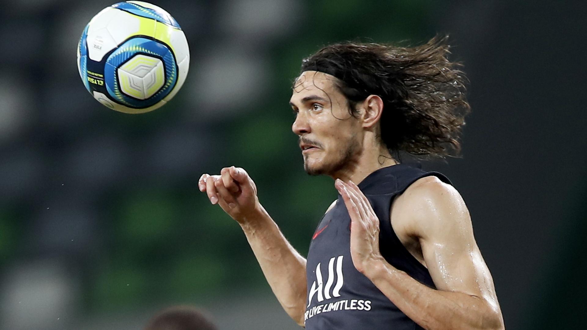 Mercato - Edinson Cavani veut aller au bout de son contrat avec le PSG