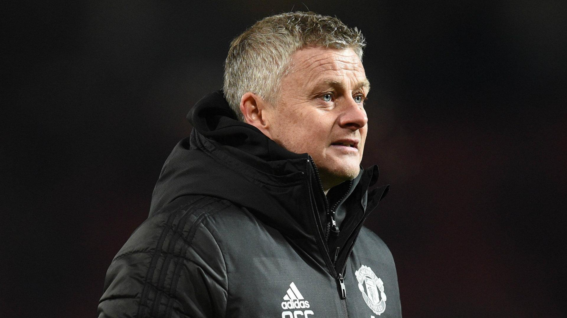 """Manchester United, Solskjaer : """"On aurait dû faire mieux"""""""