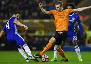<strong> CESC FABREGAS </strong> | Chelsea | The Spaniard did no harm to his battle for a first-team spot in Antonio Conte's side in the Premier League with a Man of the Man-winning performance against Wolves.
