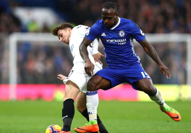 I never expected Moses to have a future at Chelsea, says Carragher