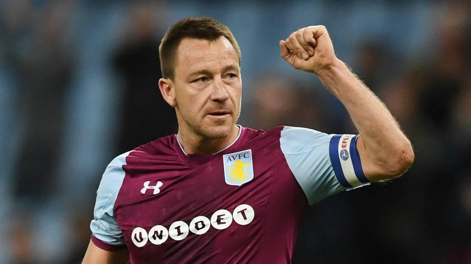 John Terry Aston Villa