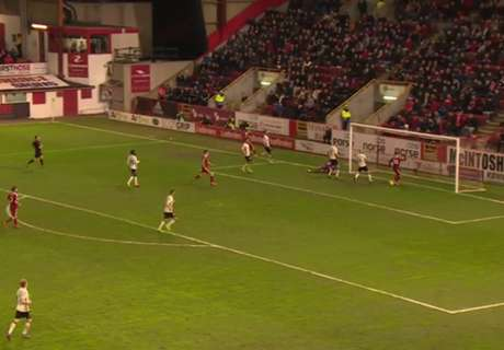 WATCH: The miss of the season?