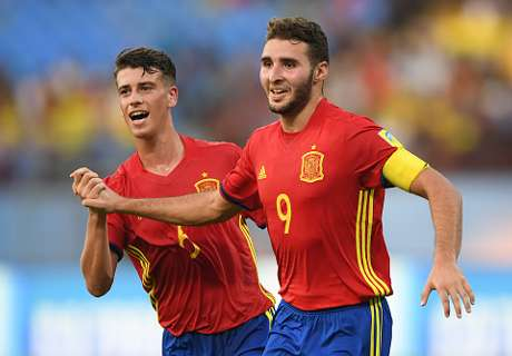 France succumb to last-minute Spanish penalty