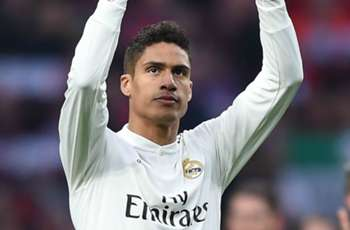 'I'm going to continue here' - Varane reaffirms commitment to Real Madrid