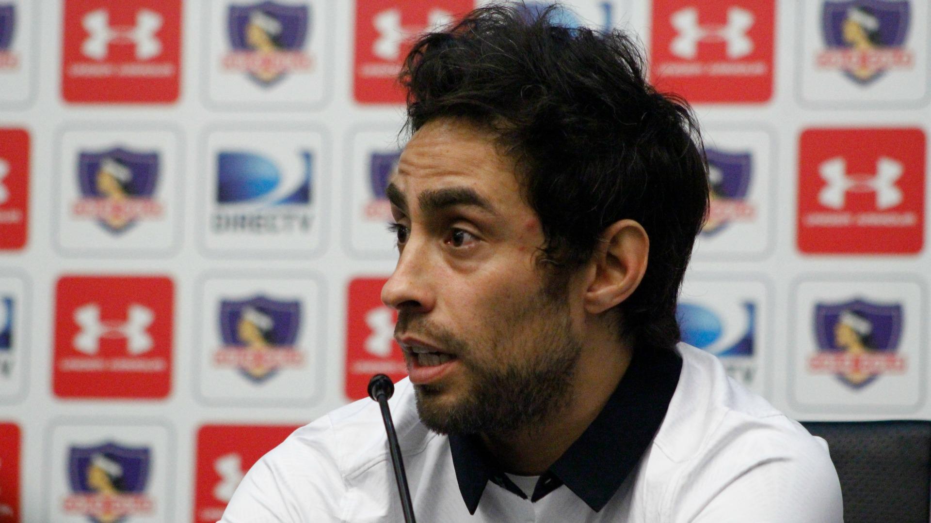 Jorge Valdivia le deseó suerte a la 'Roja':