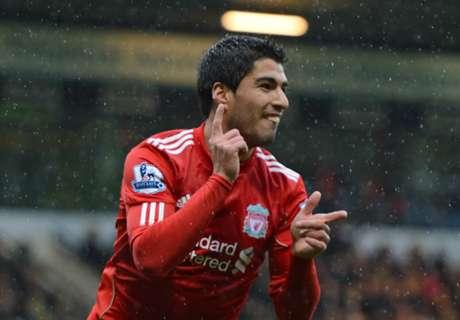 Suarez 2013 fast zu Arsenal