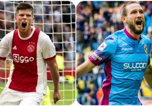 In de laatste 10 keer kijken we wekelijks naar de historie tussen twee ploegen in de laatste tien jaar. Deze week aandacht voor de wedstrijd tussen Ajax en Vitesse. Een winnaar lijkt gegarandeerd, want beide ploegen speelden in Amsterdam nog nooit geli...